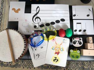 兵庫県神戸市藤原台のピアノ教室アンシャンテ音楽教室リトミックピアノコース