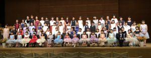 アンシャンテピアノ・リトミック教室 春木由香子先生プロフィール